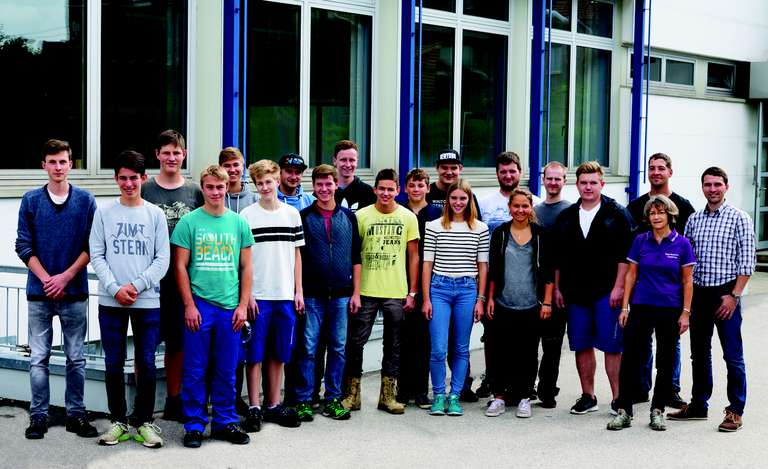 First year of training started at EagleBurgmann