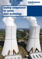 Brochure Sealing competence for power plant technology